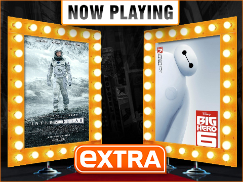 Now Playing Live Movie Reviews: 'Interstellar' vs. 'Big Hero 6'