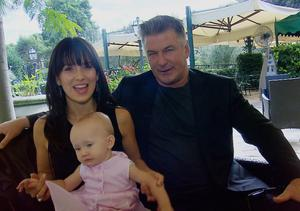 Inside Hilaria and Alec Baldwin's Roman Holiday… with More Yoga Poses!