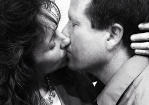Michelle and Jim Bob Duggar Recreate Jessa and Ben's Steamy Kissing Pic