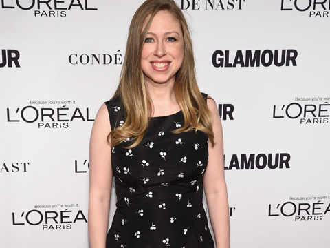 Hot Mama! Chelsea Clinton Shows Off Body After Baby
