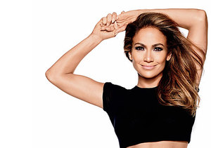 Jennifer Lopez Flaunts Her Fab Abs in New Ad!