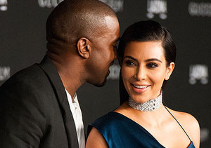 Kanye West Reacts to Wife Kim Kardashian's Booty Pic!
