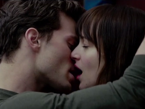 New 'Fifty Shades of Grey' Trailer: Blindfolds, Ice Cubes and Bondage