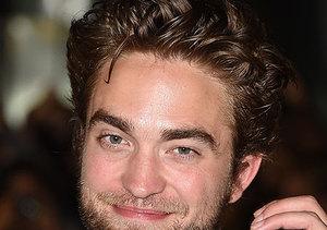 Robert Pattinson Debuts Crazy New Hairdo!