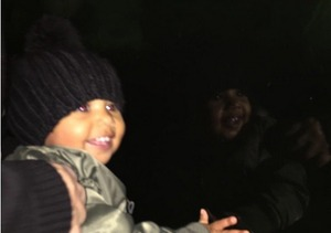 See an Adorable Pic of North West Actually Smiling!
