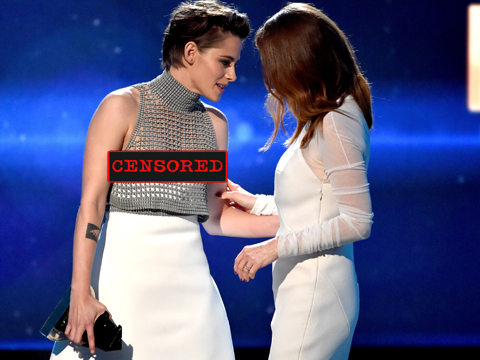 2014's Celebrity Wardrobe Malfunctions