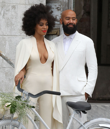 Solange Knowles Marries Longtime Love… Guess Who Attended?
