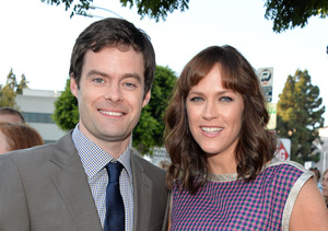 Bill Hader and Wife Welcome Third Child!