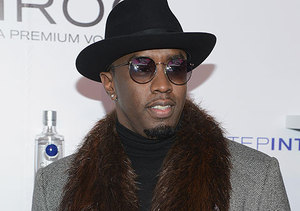 What Did Diddy Think of Kim K's Nude Photo Spread?