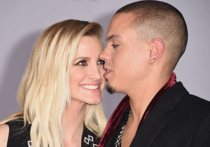Are Ashlee Simpson and Evan Ross Already Trying for a Baby?