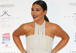 Rumor Bust! Kim Kardashian Did NOT Remove Ribs for Hourglass Figure