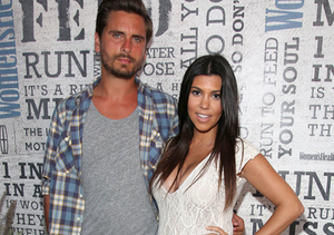 Kourtney Kardashian and Scott Disick Reveal Baby No. 3's Gender