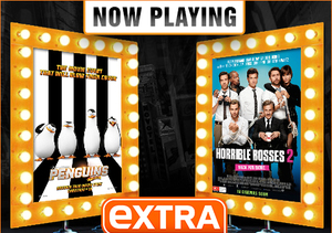 Now Playing Live Movie Reviews: 'Horrible Bosses 2' vs. 'Penguins of Madagascar'