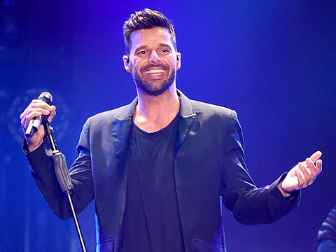Ricky Martin Opens Up About Touring with His Twin Boys and More!