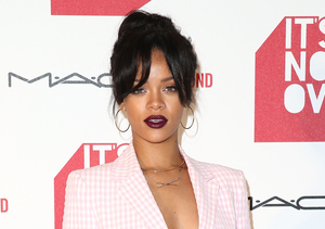 Rihanna's Tip for Working in an Animated Movie: Be Emotional