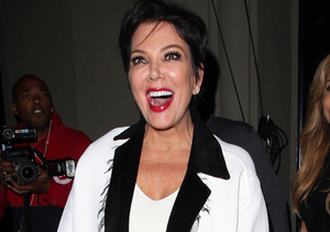 Video! Kris Jenner's Date Night with Corey Gamble