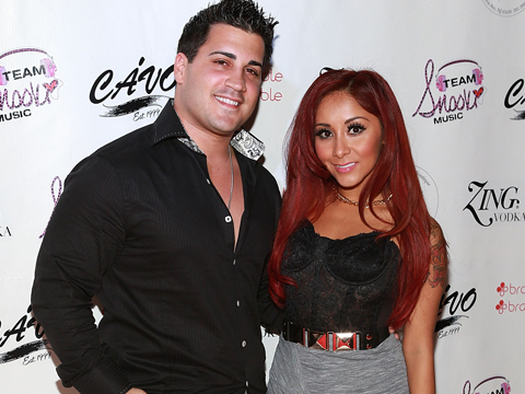 Snooki and Jionni LaValle Are Married!