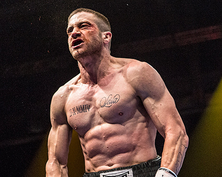 See Jake Gyllenhaal's Shocking Transformation for Role in 'Southpaw'