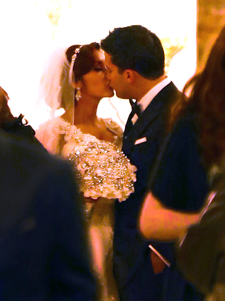 Snooki And Jionni LaValles Wedding Album