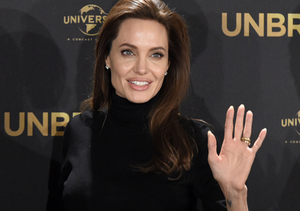 Report: Angelina Jolie in Car Crash