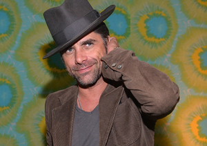 Was It a Date? John Stamos Dishes on His Night Out with Amy Poehler