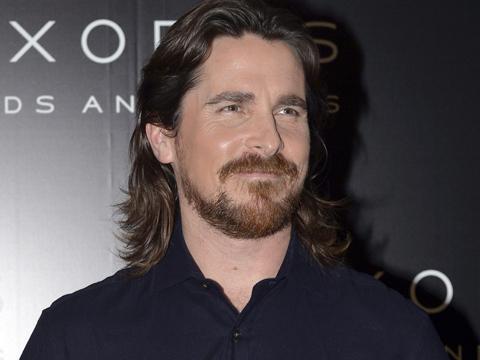 Christian Bale on Moses, Steve Jobs and Batman