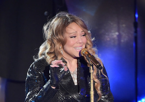 Mariah Carey Apologizes for Being Late to NYC Christmas Tree Lighting Ceremony