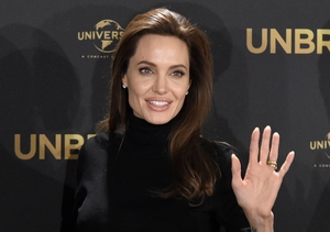Angelina Jolie on 'Unbroken' and Her Career as a Director