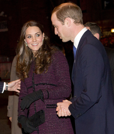 Pics! Kate Middleton's Royal Baby Bump Takes Manhattan