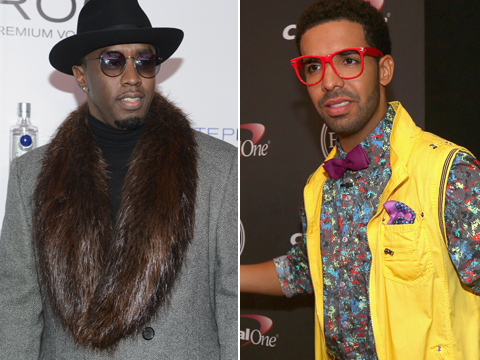Report: Drake Hospitalized After Brawling with Diddy?!