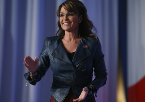 Sarah Palin: 'I Would Love to See a Woman on Both Sides' in 2016 Presidential Race