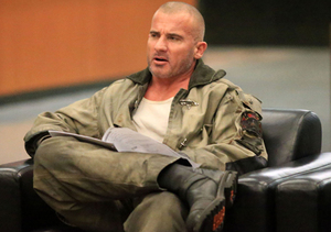 'The Flash': Dominic Purcell Talks Heat Wave!
