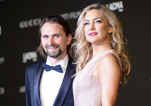 Kate Hudson's Ex Matt Bellamy Breaks Silence About Split
