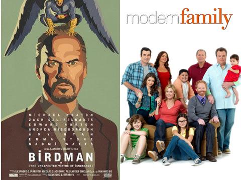 SAG Noms: 'Birdman,' 'Modern Family' Top List