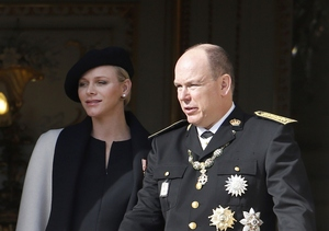 It's Royal Twins for Princess Charlene and Prince Albert!