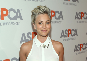 Kaley Cuoco Posts Sexy Undercover Photo!