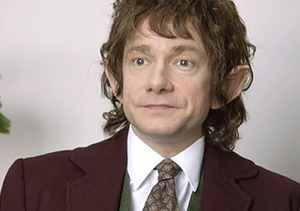 Must-See 'SNL' Skit: Martin Freeman Spoofs 'Hobbit' AND 'The…