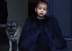 Kim on North West's Xmas: 'I Try Not to Spoil Her...' But Others Can!