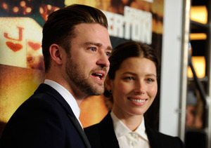 Joey Fatone Says Justin Timberlake and Jessica Biel Are Indeed Expecting a Baby!
