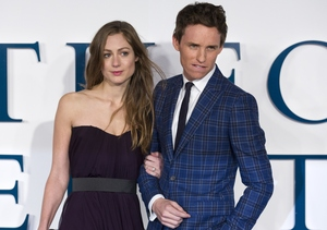Hot Couples News! Eddie Redmayne and Fiancée Tie the Knot