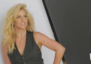 Go Behind the Scenes of Britney Spears' Women's Health Cover Shoot