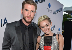 Did Chris Hemsworth Just Slam Liam's Ex-GF Miley Cyrus?!
