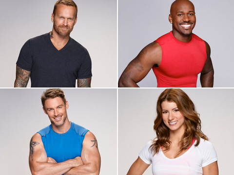 'The Biggest Loser' Trainers Offer Diet and Workout Tips for Surviving the…