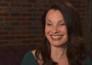 Fran Drescher Opens Up About Beating Cancer and Getting Married