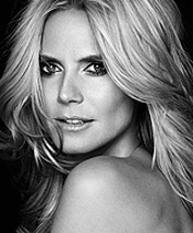 Too Hot? Heidi Klum Ads Banned at Vegas Airport!