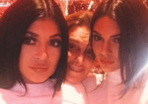 It's a Kardashian Kristmas! Bruce Jenner Hangs with Ex-Wife Kris at Her Mega…