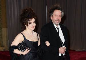 Helena Bonham Carter and Tim Burton Spotted Out Together After Split Announcement
