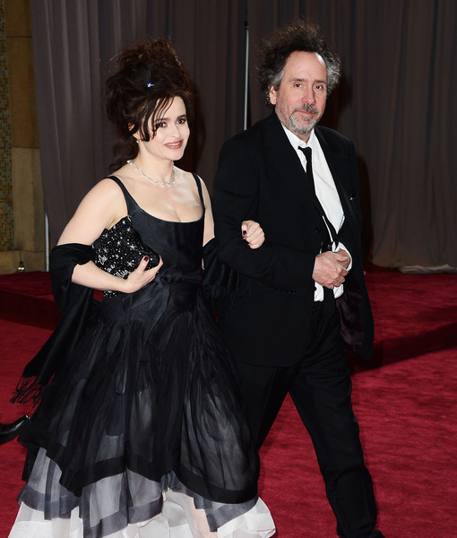 Helena Bonham Carter and Tim Burton Spotted Out Together After Split…