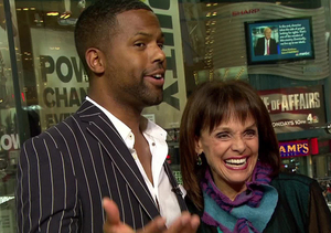 Valerie Harper on Her Health and Raising Awareness of Lung Cancer