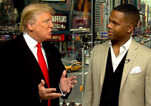 Donald Trump on New Season of 'Celebrity Apprentice': 'They Dislike Each Other…